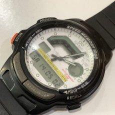 Relojes - Casio: RELOJ CASIO AW 22 ¡¡ SPEED MEMORY !! AÑO 1992 (VER FOTOS). Lote 294094618