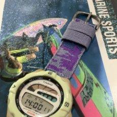 Relojes - Casio: RELOJ CASIO SUF 110 ¡¡ SURFING !! JAPAN AÑOS 90 (VER FOTOS). Lote 294096548