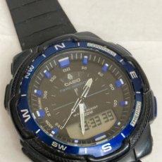 Relojes - Casio: RELOJ CASIO SGW 500H ILUMINATOR. Lote 295455858