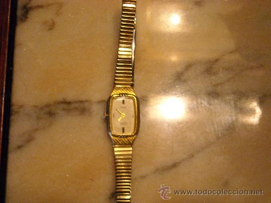Relojes - Citizen: reloj citizen de pulsera baño oro, señora, ´,moderno y actual,funciona perfectamente - Foto 2 - 26401409