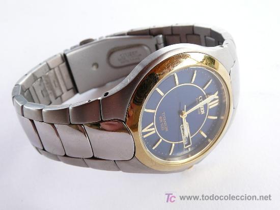 ce4f3e8e53b3 Citizen eco-drive titanium wr100. - Sold through Direct Sale - 15959313