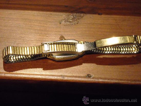 Relojes - Citizen: reloj citizen de pulsera baño oro, señora, ´,moderno y actual,funciona perfectamente - Foto 5 - 26401409