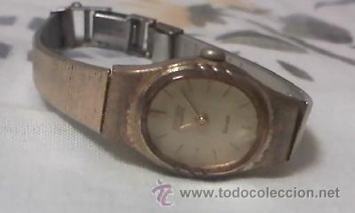 Relojes - Citizen: Antiguo reloj de señora CITIZEN SEVEN,Dorado.Vintage - Foto 2 - 40151846