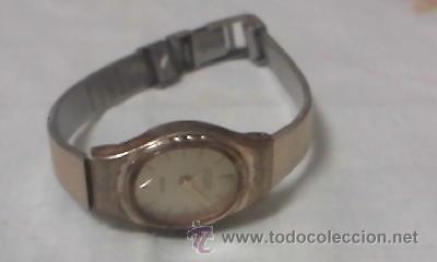Relojes - Citizen: Antiguo reloj de señora CITIZEN SEVEN,Dorado.Vintage - Foto 4 - 40151846