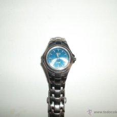 Relojes - Citizen: BONITO RELOJ FUNCIONANDO CITIZEN DE CHICA DE ACERO. Lote 43307682