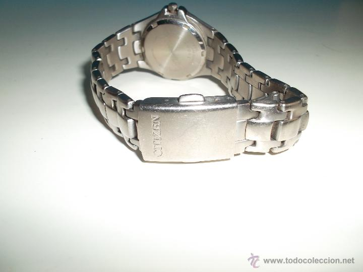Relojes - Citizen: bonito reloj funcionando citizen de chica de acero - Foto 2 - 43307682