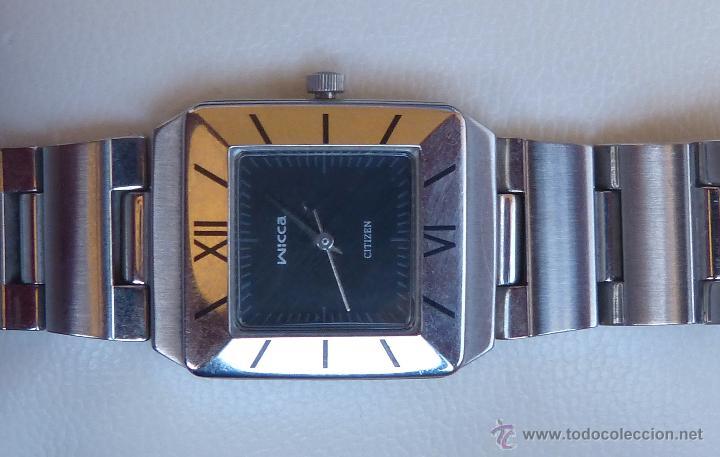 Relojes - Citizen: Citizen Wicca Reloj de mujer, De batería, Vintage, Estilo Vestir, Correa de acero inoxidable - Foto 2 - 43399784