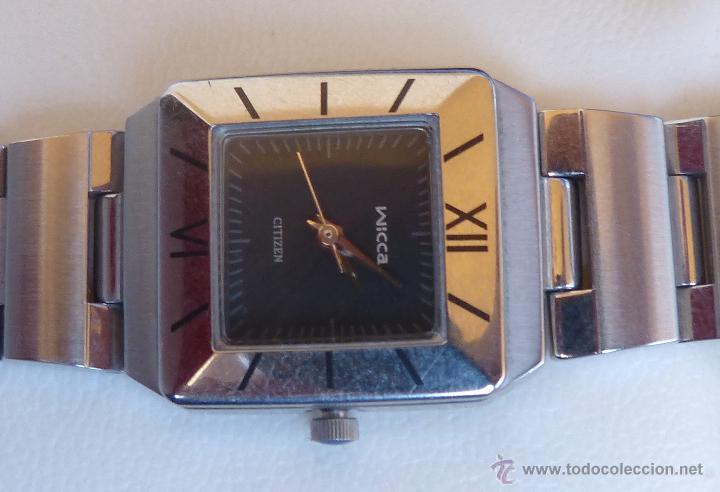 Relojes - Citizen: Citizen Wicca Reloj de mujer, De batería, Vintage, Estilo Vestir, Correa de acero inoxidable - Foto 3 - 43399784
