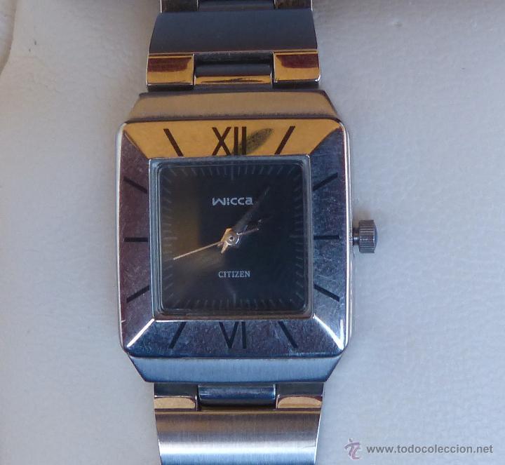Relojes - Citizen: Citizen Wicca Reloj de mujer, De batería, Vintage, Estilo Vestir, Correa de acero inoxidable - Foto 5 - 43399784