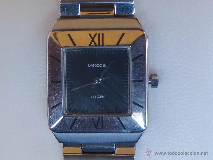 Relojes - Citizen: Citizen Wicca Reloj de mujer, De batería, Vintage, Estilo Vestir, Correa de acero inoxidable - Foto 6 - 43399784
