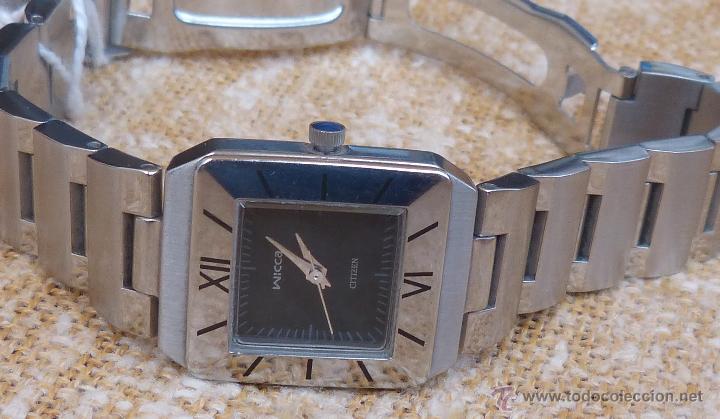 Relojes - Citizen: Citizen Wicca Reloj de mujer, De batería, Vintage, Estilo Vestir, Correa de acero inoxidable - Foto 7 - 43399784