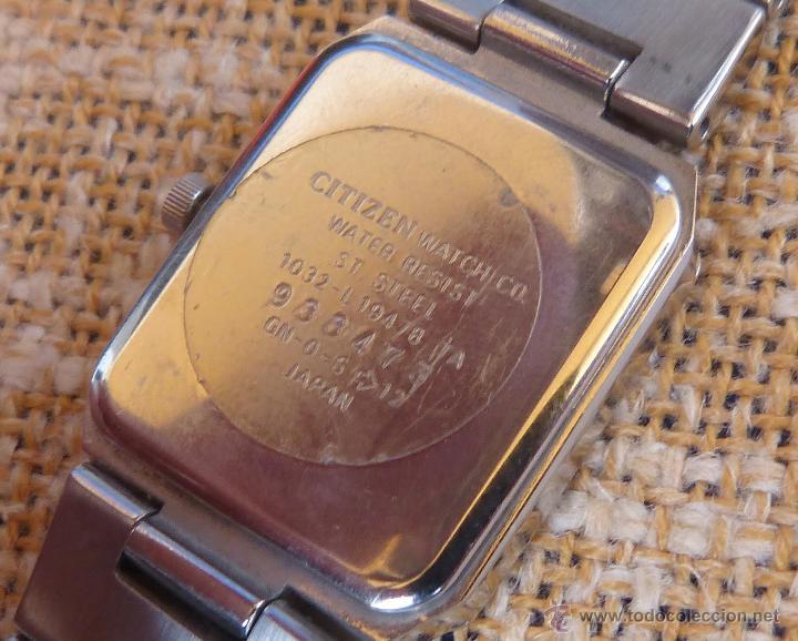 Relojes - Citizen: Citizen Wicca Reloj de mujer, De batería, Vintage, Estilo Vestir, Correa de acero inoxidable - Foto 9 - 43399784