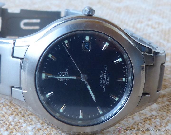 Relojes - Citizen: CITIZEN ATTESA Reloj para hombre, Quartz, Alimentado por energía solar - Foto 2 - 42397526