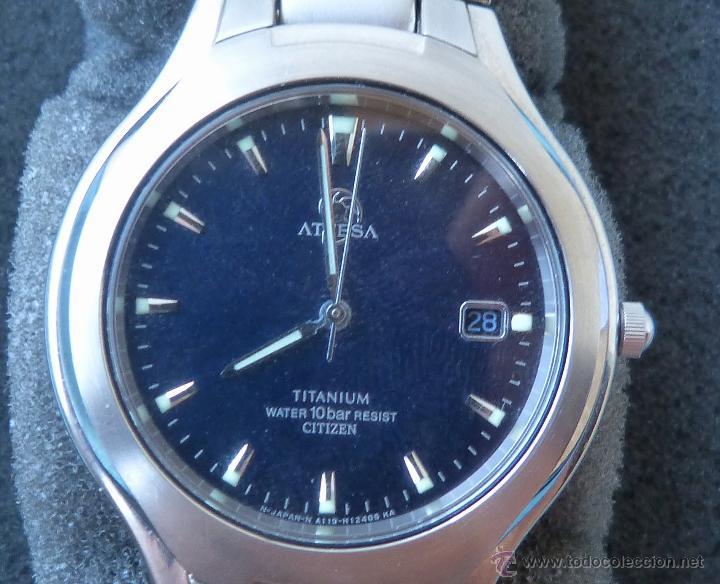 Relojes - Citizen: CITIZEN ATTESA Reloj para hombre, Quartz, Alimentado por energía solar - Foto 3 - 42397526