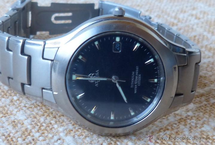 Relojes - Citizen: CITIZEN ATTESA Reloj para hombre, Quartz, Alimentado por energía solar - Foto 4 - 42397526
