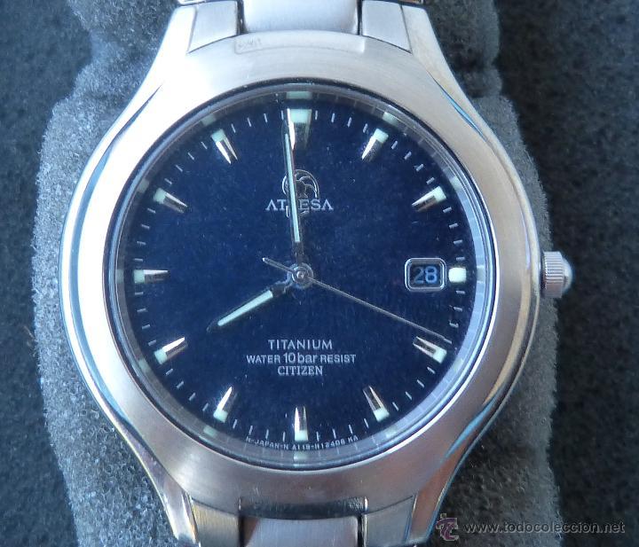 Relojes - Citizen: CITIZEN ATTESA Reloj para hombre, Quartz, Alimentado por energía solar - Foto 5 - 42397526