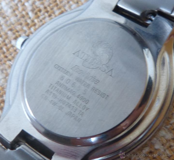 Relojes - Citizen: CITIZEN ATTESA Reloj para hombre, Quartz, Alimentado por energía solar - Foto 7 - 42397526