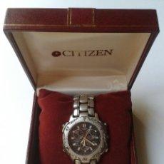 Relojes - Citizen: RELOJ CITIZEN CRONOGRAFO PROMASTER MOD. 66 0274 AÑO 1997. Lote 50651549