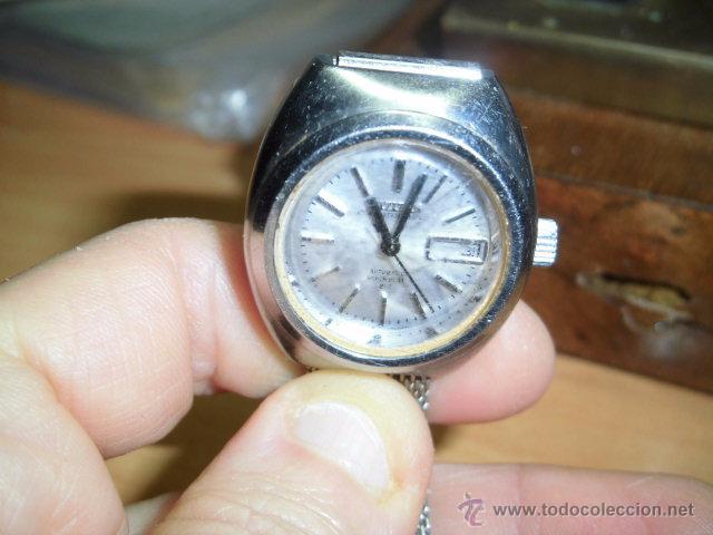 Relojes - Citizen: RELOJ AUTOMATICO CITIZEN FUNCIONANDO ,CRISTAL RAYADO - Foto 8 - 245247905