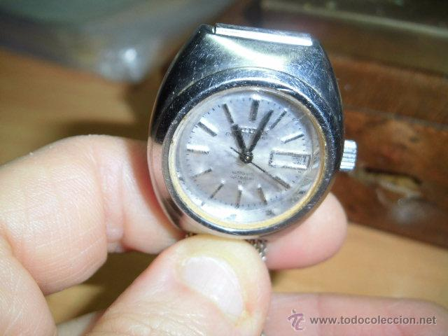 Relojes - Citizen: RELOJ AUTOMATICO CITIZEN FUNCIONANDO ,CRISTAL RAYADO - Foto 9 - 245247905
