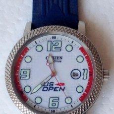 Relojes - Citizen: RELOJ PULSERA CITIZEN US OPEN 2012 COMPETITOR ECO DRIVE. Lote 54001693