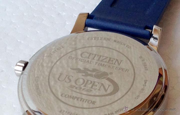 Relojes - Citizen: RELOJ PULSERA CITIZEN US OPEN 2012 COMPETITOR ECO DRIVE - Foto 3 - 54001693