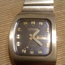 484cb1b9c1e Relojes Citizen Antiguos - todocoleccion
