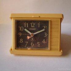 Relojes - Citizen: RELOJ DE SOBREMESA CITIZEN FUNCIONA. Lote 57164802