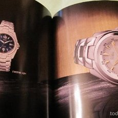 Relojes - Citizen: CITIZEN: CATALOGO DE RELOJES SUPER TITANIUM. MAS DE 48 PAGINAS A TODO COLOR. Lote 58114915