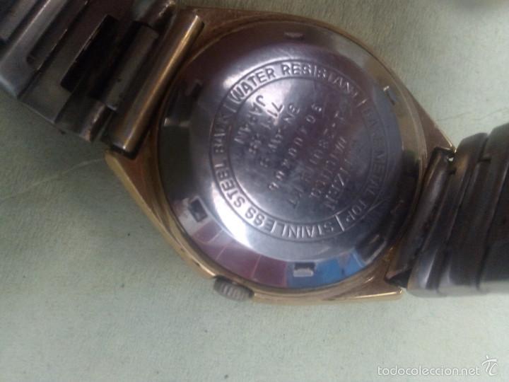 Relojes - Citizen: Reloj Automático Citizen Dorado - Foto 2 - 59898655