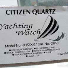 Relojes - Citizen: MANUAL CITIZEN MODEL JL2XXX CAL C050 CTZ-6683. Lote 64124491