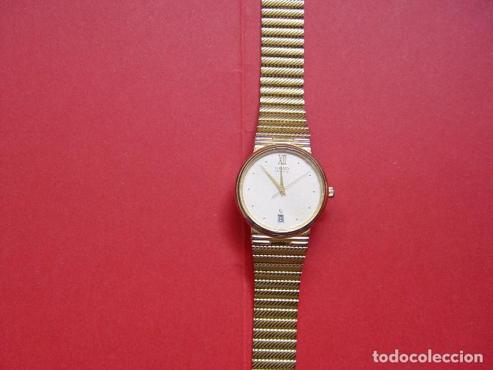 ANTIGUO RELOJ: CITIZEN QUARTZ (1970'S). CORREA. CABALLERO. ORIGINAL ¡COLECCIONISTA! (Relojes - Relojes Actuales - Citizen)
