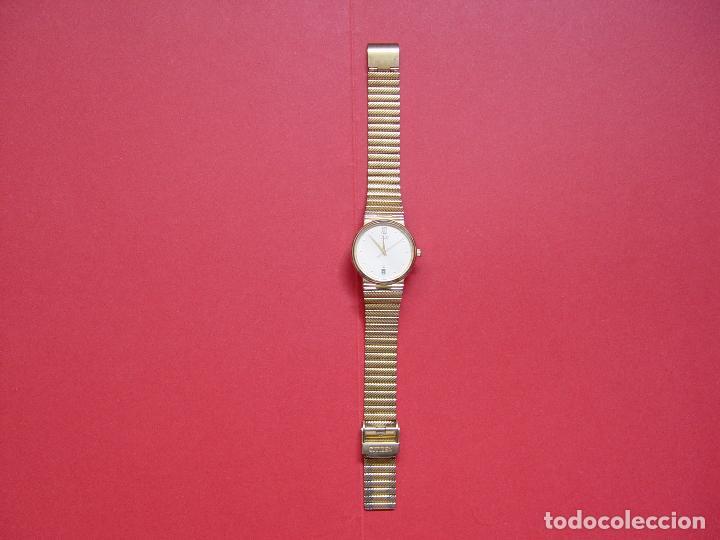 Relojes - Citizen: Antiguo RELOJ: CITIZEN QUARTZ (1970's). Correa. Caballero. Original ¡Coleccionista! - Foto 2 - 64365599