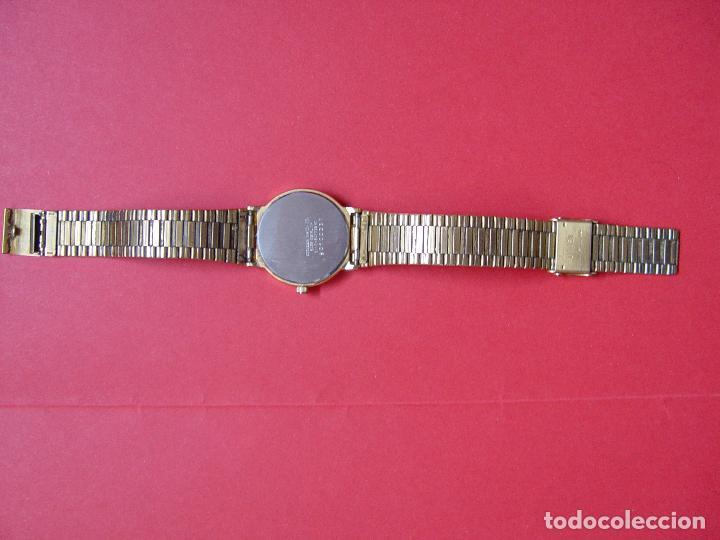 Relojes - Citizen: Antiguo RELOJ: CITIZEN QUARTZ (1970's). Correa. Caballero. Original ¡Coleccionista! - Foto 3 - 64365599