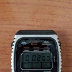 Relojes - Citizen: UN RELOJ DE CABALLERO (VINTAGE) CITIZEN CQ-2051, SIN CORREA, PARA REPUESTOS O PARA (FORNITURAS). Lote 67685701