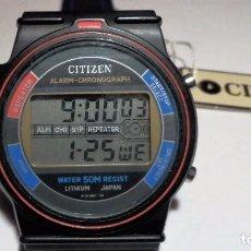 Relojes - Citizen: CITIZEN DIGITAL (VINTAGE 1993) (NOS = NEW OLD STOCK). Lote 73853063