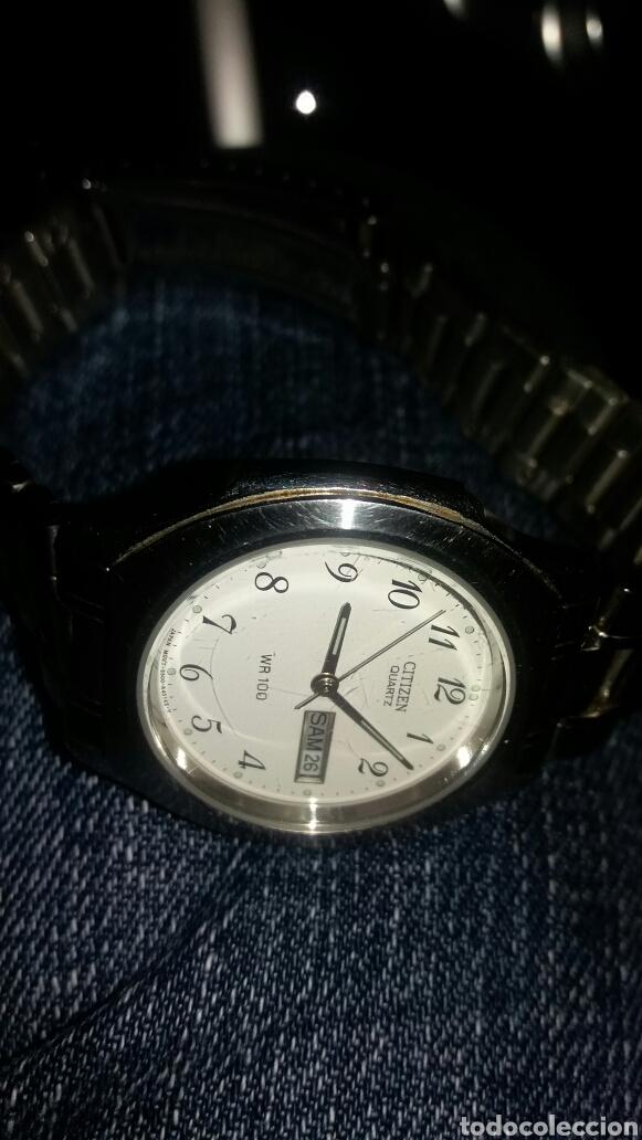 Relojes - Citizen: RELOJ CITIZEN DE CADETE O DE SEÑORA - Foto 3 - 85165274