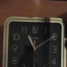 Relojes - Citizen: RELOJ DE PARED CITIZEN ANTIGUO. Lote 93618235