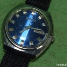 Relojes - Citizen: BONITO RELOJ CITIZEN 4-062175 SMK AUTOMÁTICO 21 RUBIS ORIGINAL 60´S RARO VINTAGE MADE IN JAPAN. Lote 93874180