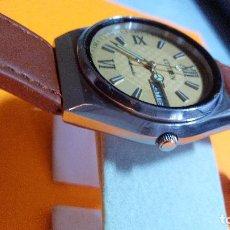 Relojes - Citizen: C I T I Z E N - AUTOMATICO. FUNCIONANDO. 36 MM Y 38 MM CORONA. BUEN ESTADO. DESCRIPCION Y FOTOS.. Lote 95654599