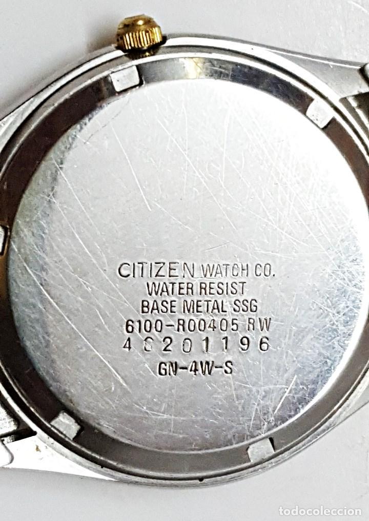 Relojes - Citizen: RELOJ CITIZEN QUARTZ BICOLOR CABALLERO REF-GN-4W-S - Foto 6 - 212678446