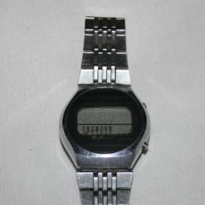 Relojes - Citizen: RELOJ VINTAGE DIGITAL JAPONES, CITIZEN CRYSTRON LC - VER DESCRIPCION. Lote 102279263