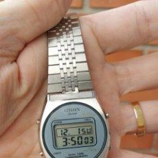 Relojes - Citizen: RARO CITIZEN SEVEN DUAL TIME CHRONOGRAPH. Lote 103391948