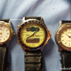 Relojes - Citizen: CITIZEN Y RACER Y LOTUS. Lote 103587543