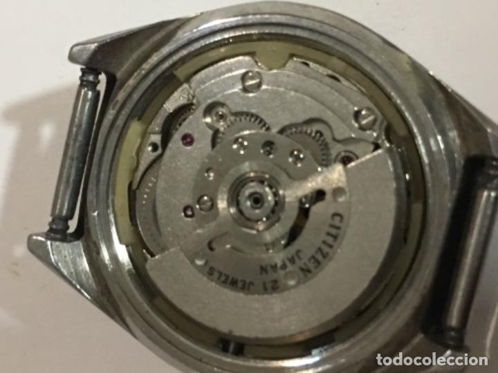Relojes - Citizen: Reloj antiguo Citizen automático PARA REPARAR - Foto 4 - 119309499