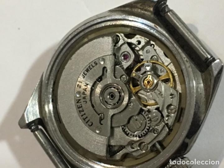 Relojes - Citizen: Reloj antiguo Citizen automático PARA REPARAR - Foto 5 - 119309499
