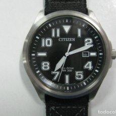 Relojes - Citizen: RELOJ CITIZEN ECO DRIVE WR 200. Lote 103962423