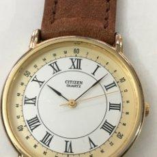 Relojes - Citizen: RELOJ CITIZEN QUARTZ QS-Y5933 ASEMBLED EN FR GERMANY. Lote 106172038