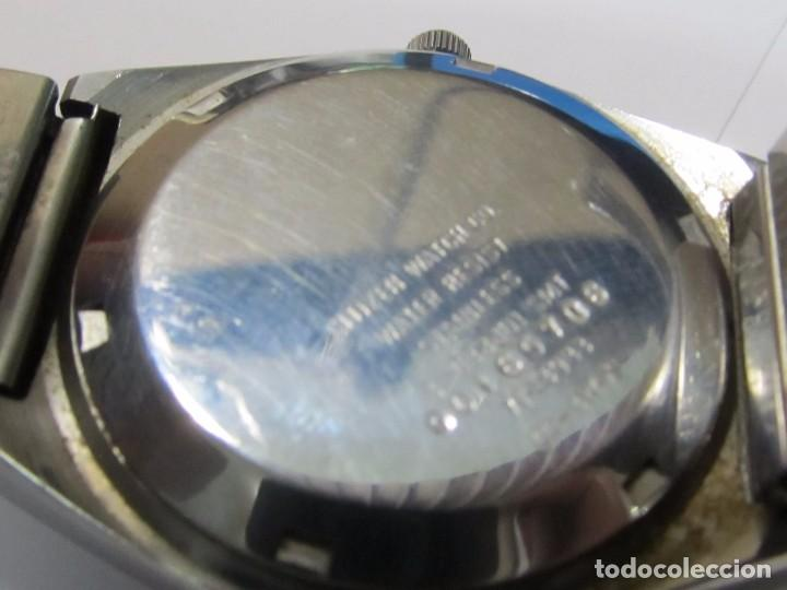 Relojes - Citizen: RELOJ AUTOMÁTICO CITIZEN DE ACERO - Foto 2 - 108317915