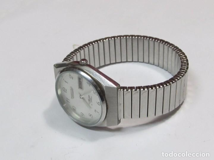 Relojes - Citizen: RELOJ AUTOMÁTICO CITIZEN DE ACERO - Foto 3 - 108317915